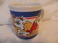 Walt Disney Winnie the Pooh Kiln Craft England Tasse 7647