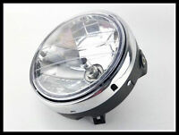 Yamaha Ybr 125 Halogen Headlamp Headlight Upgrade Larger Than Standard
