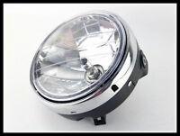 Universal Halogen Headlamp Headlight For Honda  CB500 CB1300 Chopper Custom