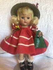 Vintage Vogue Strung Ginny Doll GLAD