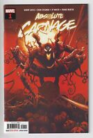 ABSOLUTE CARNAGE #1 MARVEL comics NM 2019 Donny Cates Ryan Stegman VENOM