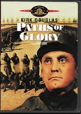 Paths of Glory (Dvd) Kirk Douglas, Directed by Stanley Kubrick *Like New*