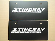 JDM SUZUKI WAGON R STINGRAY Original Dealer Showroom Display License Plates #2