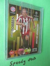 Champions League Super Strikes 2010 2011 Robben München Panini Adrenalyn Limited