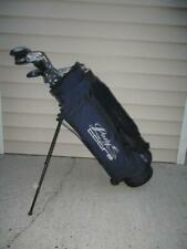 Womens  Right Hand Golf Club Set + Bag + Hybrids - GR8 DEAL!
