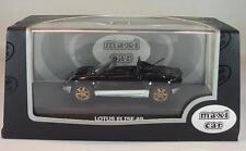 Maxi Car 1/43 Lotus Elise 49 schwarz/weiß OVP #2635