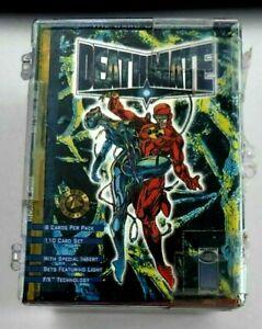 Deathmate Atlas Trading Cards Complete Set 1-110 1993 Upper Deck