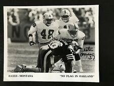 Oakland Raiders Lester Hayes Autographed 8x10 Photo