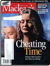 Maclean's - 2001, July 9 - Cheating Aging: Exercise & Science, Prince Rupert