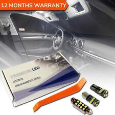 Audi A3 8V Full LED Interior Premium Set 7 SMD Bulbs White Error Free 8V1 8VA