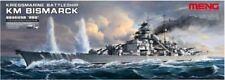 Meng German Battleship KM Bismarck Ps003-1/700