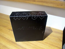 """AC/DC - BACK IN BLACK EMPTY Box for 7"""" Record Singles!"""