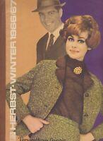 Katalog Herbst-Winter 1966/67 Versandhaus Leipzig DDR