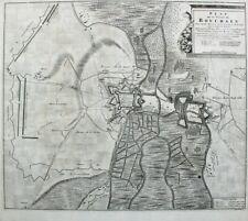 Belagerung Bouchain François Fagel Duke Marlborough Zitadelle Claude de Villars