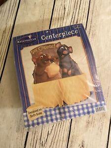 HTF Disney Pixar RATATOUILLE Honeycomb Centerpiece Party Supplies Hallmark New