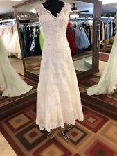 Mori Lee Lace Bridal Gown