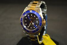 Invicta Mako Swiss Pro Silver and Gold Stainless Steel Men's Watch 9310