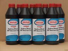 5,49 €/L Meguin Megol Olio Idraulico ATF DEXRON II D 8 x 1 L automatiköl