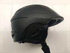 Large Giro Seam Men's Ski Snowboard Freeride Helmet Matte Black