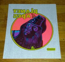 Vintage 1970s Planet of the Apes General Urko T Shirt Iron On Unused