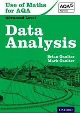 Use of Maths for AQA Data Analysis by Mark Gaulter, Brian Gaulter (Paperback,...