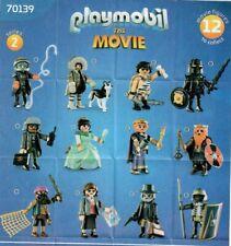 Playmobil 70139 Figuren The Movie Serie 2 - neuwertig