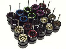 1/64 tires Comold mix Enkei - fit Tomica Hot Wheels MXB diecast - 10 sets