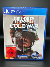 Call of Duty: Black Ops Cold War · PlayStation 4 · PS4 · in OVP · Neuwertig
