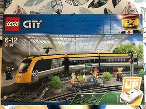 LEGO - City - 60197 - Le Train de Passagers télécommandé - Neuf/Jamais ouvert