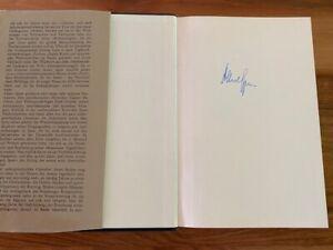 Albert Speer - Spandauer Tagebücher - Originalsigniert - Erstausgabe 1975