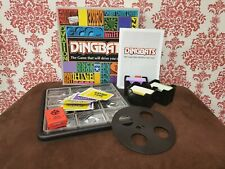 Dingbats Family Game Board Game Complete