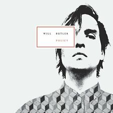 Will Butler - Policy (Arcade Fire) (NEW CD)