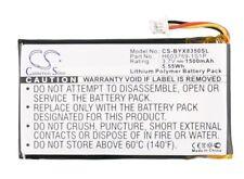 Batterie 1500mAh type H603759-1S1P Pour Bushnell 368350 Yardage Pro XGC Plus