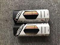 Vittoria Corsa G 2.0 Graphene clincher 700 x 25 black /yellow tires