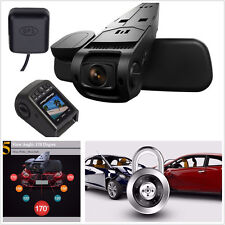 Capacitor A118C Novatek 96650 H.264 HD 1080P Car Dash Cam DVR +GPS+Hard Wire