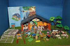 Playmobil Ponnyhof 3210  guter Zustand