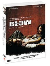 Blow (2001) - Johnny Depp DVD *NEW