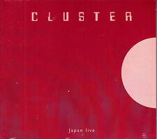 CLUSTER japan live Reissue 180 gr Vinyl LP NEU OVP