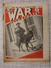 The War Illustrated # 77 (Tobruk, Haile Selassie, Libya, Abyssinia, Eritrea WW2)