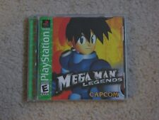 Mega Man Legends By Capcom Sony PlayStation 1 PS1 Complete Greatest Hits