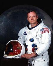 Astronaut Pilot NEIL ARMSTRONG Glossy 8x10 Photo Apollo 11 Print Moon Poster
