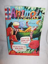 McDonald's Fun Times coloring  Magazine Issue #2, Vol.13  ANIMAL FRIENDS (#5166)