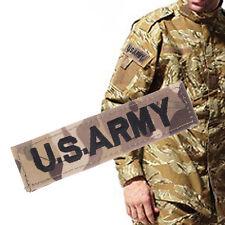 US Army Aufnäher Badge Patch mit Klett USA Armee