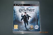 Harry Potter & THE DEATHLY HALLOWS PART 1 PS3 Playstation 3