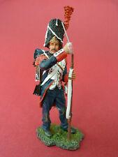 Soldat de plomb Thomas Gunn - Grenadier premier empire rechargeant son fusil