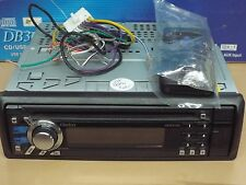 Clarion DB365USB, CD player with built-in amplifier, 50 watts x 4 channel Peak