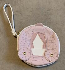 Luv Betsey Cinderella Carriage Coach Wristlet Coin Purse Bag Betsey Johnson