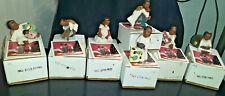 7 Martha Holcombre 1997 Angel,Figurines Al Gods Children New in Box