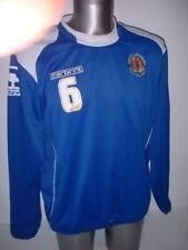 Crewe Alexandra Team Issue Shirt Training XL Jumper Soccer Shirt Jersey Top 6