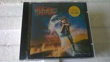 CD SOUNDTRACK COLONNA SONORA BACK TO THE FUTURE RITORNO AL FUTURO ORIGINAL SOUND